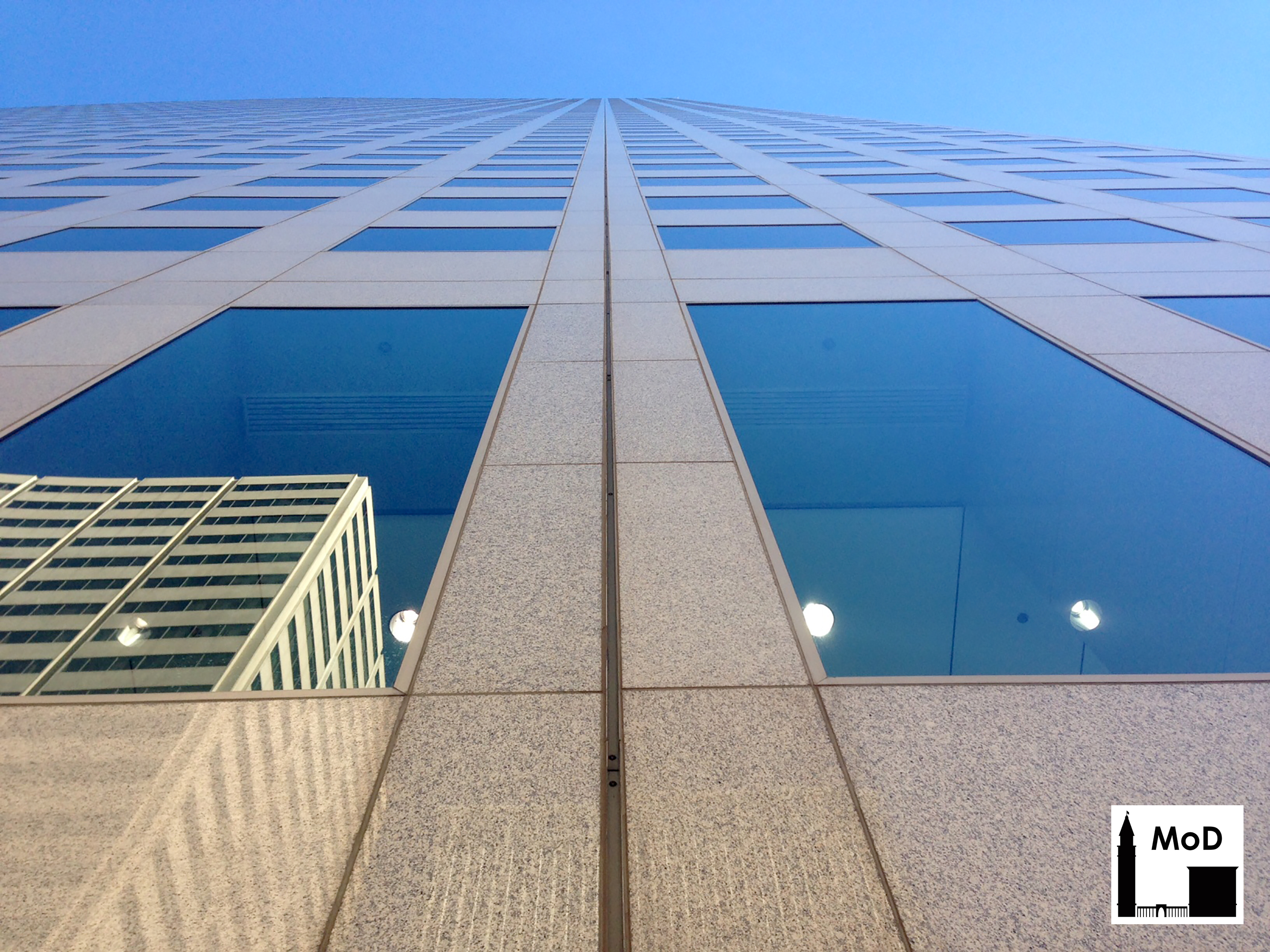 Expansion Joints Between Buildings : Republic plaza the masonry of denver