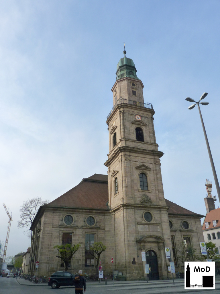 Erlangen-church